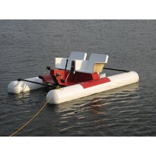 Pontoon Paddleboat