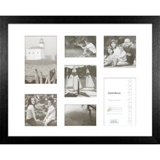 Decorator's Choice Collage Seven Photo Frame