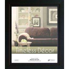 Studio Black Solid Wood Picture Frame