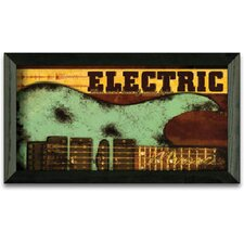 Electric Art Print Wall Art