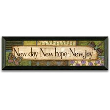 New Day Art Print Wall Art