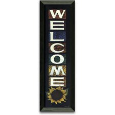 Welcome Art Print Wall Art