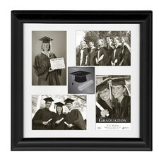 Addison Solid Wood Graduation Collage Frame