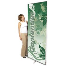 Multiple Size Contender Banner Stand