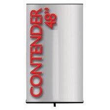 Monster Contender Banner Stand