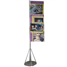 Wind Dancer Telescopic Outdoor Flagpole