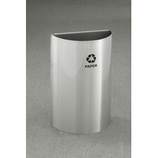 <strong>Glaro, Inc.</strong> RecyclePro Value Series Recycling Receptacle