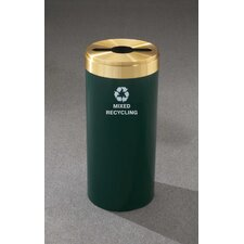 <strong>Glaro, Inc.</strong> RecyclePro Recycling Receptacle