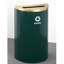 RecyclePro Single Stream 14 Gallon Industrial Recycling Bin