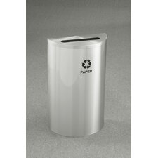 RecyclePro Value Series Single Stream  Recycling Receptacle