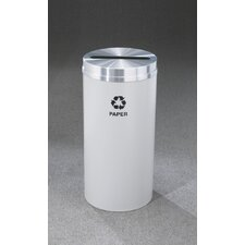 RecyclePro Single Stream Gallon Industrial Recycling Bin