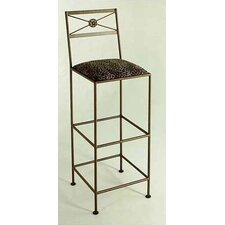 Tall Neoclassic Bar Stool
