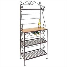 <strong>Grace Collection</strong> Gourmet Baker's Rack