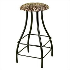 "Contempo 24"" Swivel Bar Stool"