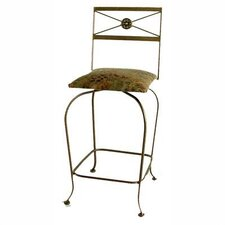 "Neoclassic 30"" Swivel Stool"