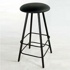 "30"" Straight Leg Swivel Stool"