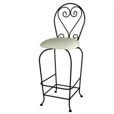 "<strong>Grace Collection</strong> French 24"" Bar Stool"