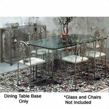 <strong>Grace Collection</strong> Garden 7 Piece Dining Set
