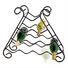 <strong>Grace Collection</strong> 10 Bottle Wine Rack