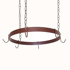 <strong>Grace Collection</strong> Round Ceiling Mount Pot Rack