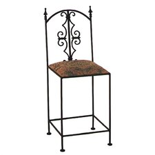 "<strong>Grace Collection</strong> Gothic 24"" Bar Stool"