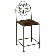 <strong>Grace Collection</strong> Florentine Bar Stool