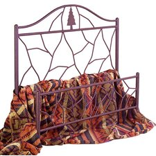 Twig Wrought Iron Bed