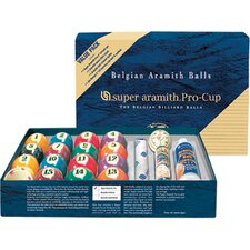 <strong>Aramith</strong> Billiard Balls - Super Aramith Pro Value Pack
