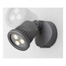 LED Außenstrahler 3-flammig Tumbler