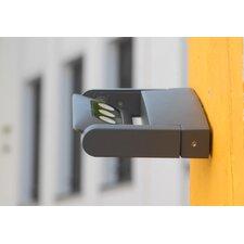 LED-Außenwandleuchte 3-flammig Mini-LED-Spot