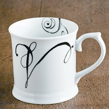 <strong>Rosanna</strong> Initially Yours Tankard Mug