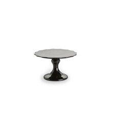 Rococo Noir Pedestal
