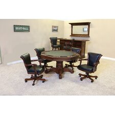 "<strong>The Level Best</strong> Winslow 54"" Poker Table Set"
