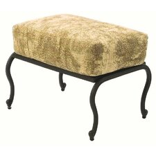 Olympia Ottoman with Cushion