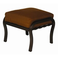 Fusion Ottoman with Cushion