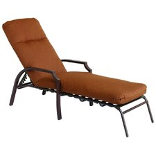 <strong>Suncoast</strong> Fusion Cushion Chaise Lounge