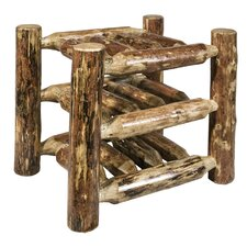 <strong>Montana Woodworks®</strong> Glacier Country 9 Bottle Tabletop Wine Rack