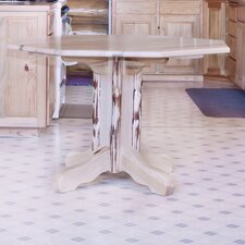 <strong>Montana Woodworks®</strong> Montana Table Center  Dining Table