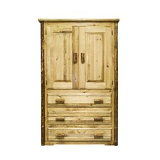 <strong>Montana Woodworks®</strong> Glacier Country Armoire