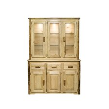 Glacier Country China Cabinet