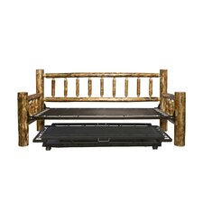 Glacier Country Daybed with Trundle