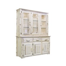 <strong>Montana Woodworks®</strong> Montana China Cabinet