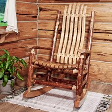 <strong>Montana Woodworks®</strong> Glacier Country Rocking Chair