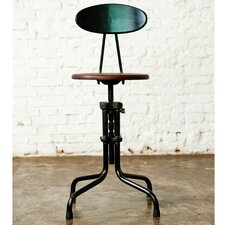 V19R Adjustable Bar Stool
