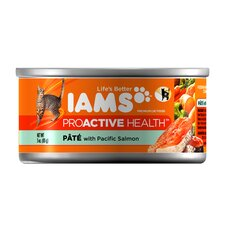 ProActive Health Adult Wet Cat Food with Pacific Salmon (3-oz, case of 24)