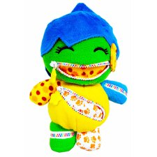 Zeke Zip-Itz Plush Toy
