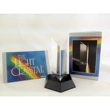 """4.5"""" Light Crystal Prism"""