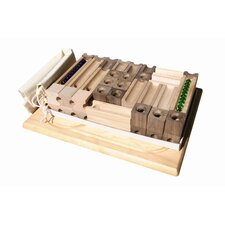 <strong>Tedco Toys</strong> Blocks and Marbles Master Set