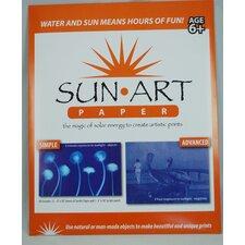 "8"" x 10"" SunArt Paper"