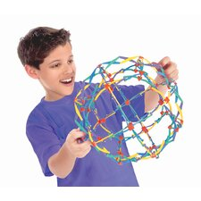 Hoberman Mini Sphere - Rainbow